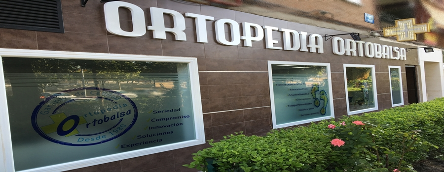 Ortopedia Ortobalsa Móstoles Alcorcón Madrid