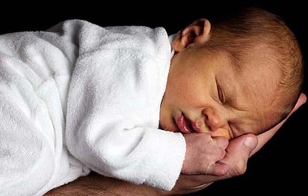 Prevenir plagiocefalea del bebé